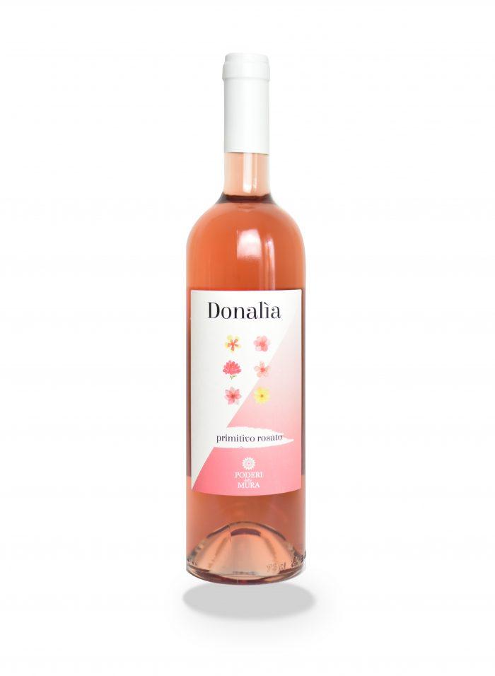 Vino Donalia rosato